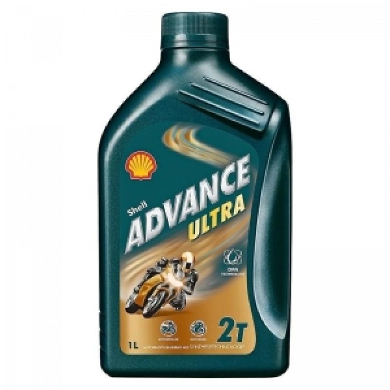 Shell Advance ultra 2T, alyva dvitakciams varikliams
