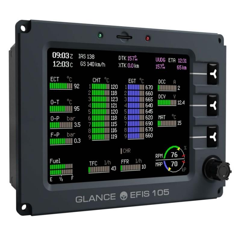 Glance EFIS 105