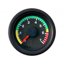 Tachometras 52 mm