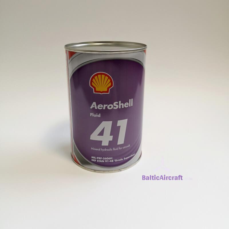 Mineralinis hidraulinis skystis AeroShell Fluid 41, 946ml