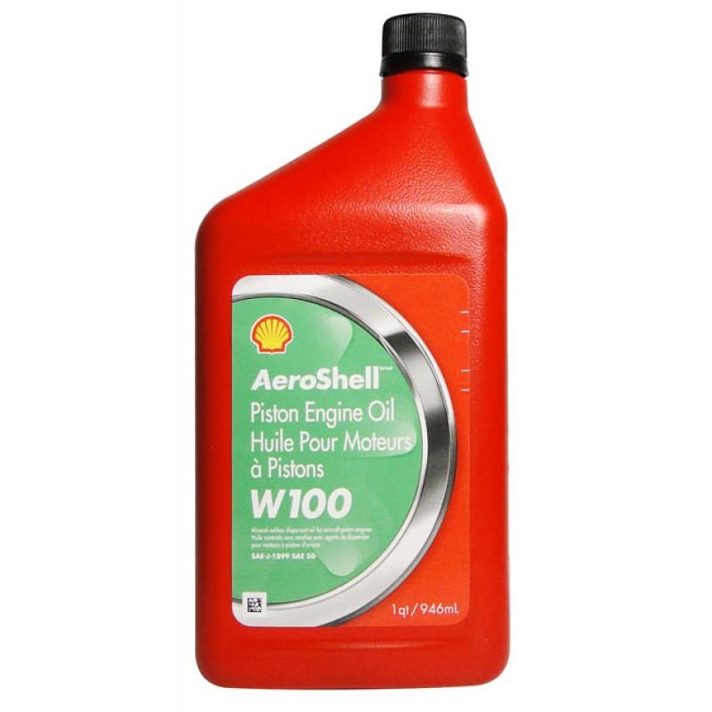 Aeroshell Oil W 100 alyva, 0,946l